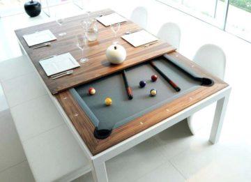 Pool Table Assenbly